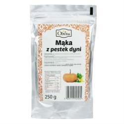 Pumpkin Seed Flour, Olvita, 250 g
