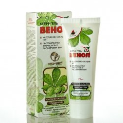 Leg Cream Gel Venol, 75 ml