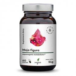 My Figure Supporting Metabolism, Aura Herbals, 60 capsules