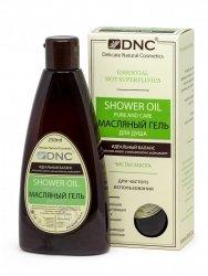 Oil Shower Gel, 100% Natural, DNC, 250ml