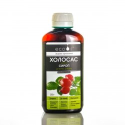 Rosehip Extract Syrup Cholosas, 250g