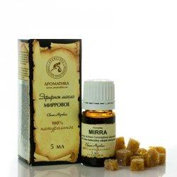 Myrrh Essential Oil, Aromatika