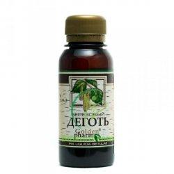 Pix Liquida Betulae Oleum Rusci, 80 g