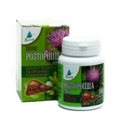 Stevia with Milk Thistle, Liver Protection
