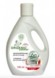 Organic Dishwashing Liquid with Glycerine for Sensitive Skin, Organic Control
