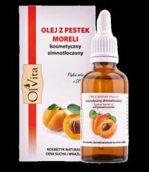 Apricot Kernel Oil, 100% Natural, Olvita, 50ml