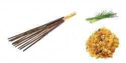 Incense Stick Frankincense & Vetiver, Aromatika