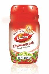 Chyawanprash Indyjska Pasta Ziołowa, Dabur, 500g