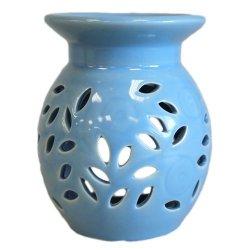 Kwiat Niebieski - Kominek Zapachowy Ceramiczny