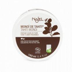 Odżywczy Olejek Tahiti Monoi do Twarzy, Ciała i Włosów, Najel