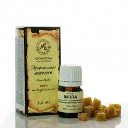 Olejek Mirrowy, 100% Naturalny, 2,5 ml