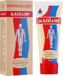 Kapilar Krem Balsam Regeneracja Naczyń Krwionośnych, Eliksir