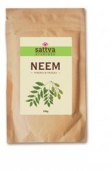 Neem Proszek, Sattva Herbal, 100g