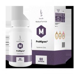 ProMigren® Medical Formula DuoLife, 60 kapsułek