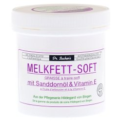 Maść Pielęgnacyjno-Ochronna Melkfett-Soft mit Sanddornöl