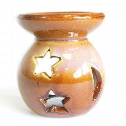 Kominek Zapachowy Ceramiczny Księżyc i Gwiazdy