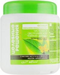 Glistnik i Drzewo Herbaciane Balsam-odżywka Przeciw Przetłuszczaniu się Włosów