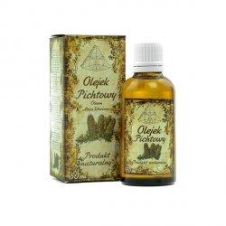 Olejek Pichtowy (Jodłowy) Abies Sibirica Oil, 100% Naturalny