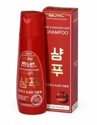 Szampon do Włosów Suchych i Zniszczonych, 250ml Korea