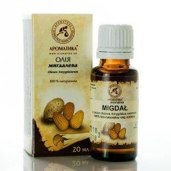 Olej Migdałowy (ze Słodkich Migdałów), 100% Naturalny