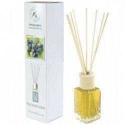 Aromadyfuzor Jałowiec, Dyfuzor Zapachu, Zawiera 100% Naturalny Olejek, Aromatika