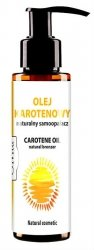 Olej Karotenowy, Naturalny Samoopalacz, Olvita, 100ml