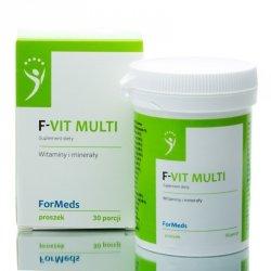 F-VIT MULTI Formeds, Witaminy i Minerały, Suplement Diety