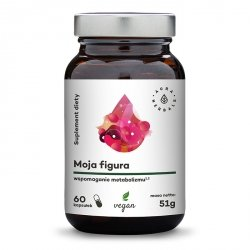 Moja Figura Wspomaganie Metabolizmu, Aura Herbals, 60 kapsułek wegańskich
