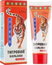 Krem na Stawy Rozgrzewający Tygrysi Balsam Czerwony, Elixir