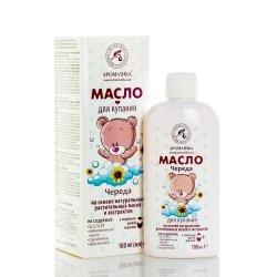 Olejek do Kąpieli dla Dzieci i Niemowląt z Uczepem, Aromatika