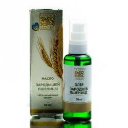 Olej z Kiełków Pszenicy, 100% Naturalny, 60 ml