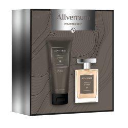Zestaw Prezentowy Allvernum Tobacco & Amber - Woda Perfumowana i Żel pod Prysznic