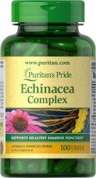 Echinacea Complex 450 mg, Puritan's Pride, 100 kapsułek