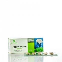Gotu Kola (Hydrocotile asiatica), 80 tab./0,25g