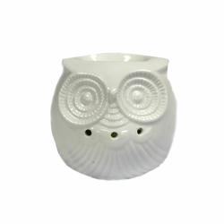 Kominek Zapachowy Ceramiczny Sowa Mała