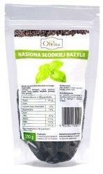 Nasiona Słodkiej Bazylii, Olvita, 250g