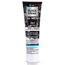 Krem po Goleniu Nawilżający BLACK CLEAN FOR MEN 2w1