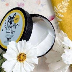 Kwiat Lipy Naturalne Masło do Ciała, Yope, 200ml
