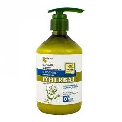 Odżywka do Włosów Przetłuszczających się z Ekstraktem z Mięty, O'Herbal