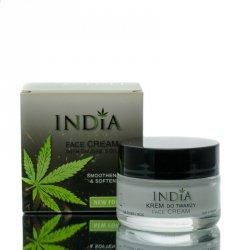 Krem do Twarzy dla Cery Dojrzałej na Dzień i na Noc, 50 ml India Cosmetics