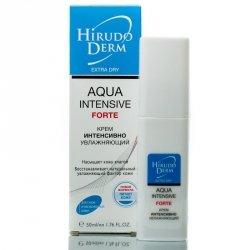 Krem Intensywnie Nawilżający Aqua Intensive Forte, Cera Bardzo Sucha i Odwodniona, Hirudoderm