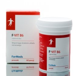 F-VIT B6 Formeds, Suplement Diety w Proszku