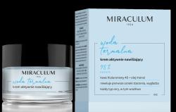 Krem Aktywnie Nawilżający na Noc, Miraculum Woda Termalna, 50 ml