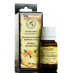 Kompozycja Olejków Eterycznych Aromat Walencji, 100% Naturalna