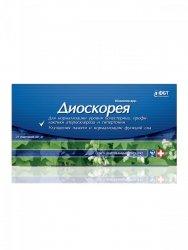 Диоскорея с Зеленым Чаем, 25 пакетиков