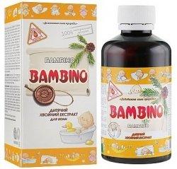 Детский хвойный экстракт Бамбино, 200 мл