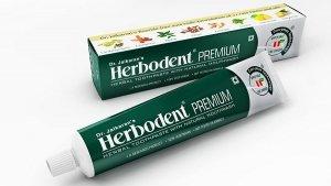 Ziołowa Naturalna Pasta do Zębów Herbodent Przeciw Próchnicy
