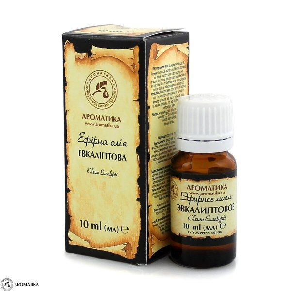 Eucalyptus Essential Oil, 100% Pure Natural