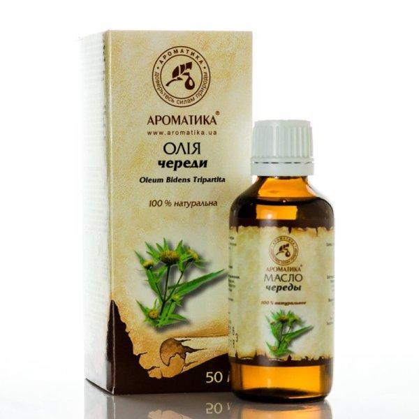 Bur-Marigold Oil (Oleum Bidens Tripartita) 50 ml