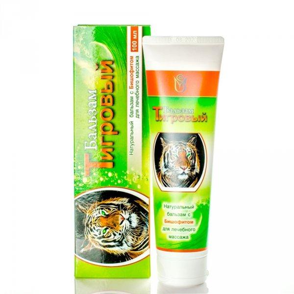 Bischofite Tiger Ointment, 100 ml